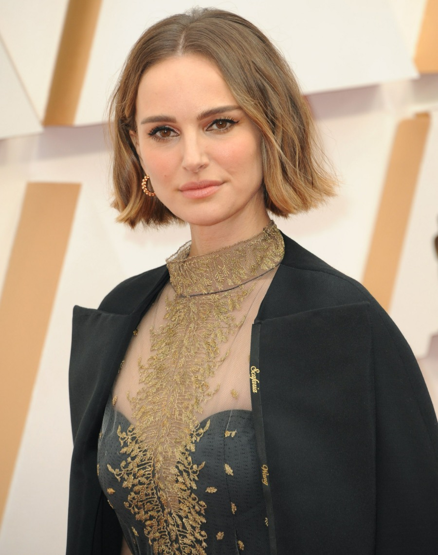 Natalie Portman at arrivals for The 92nd...