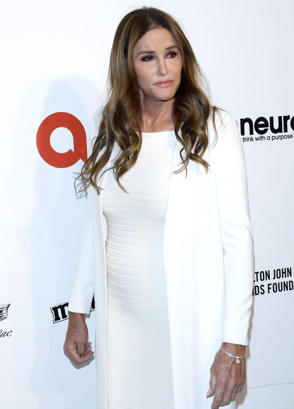 Caitlyn Jenner at the after-party for El...