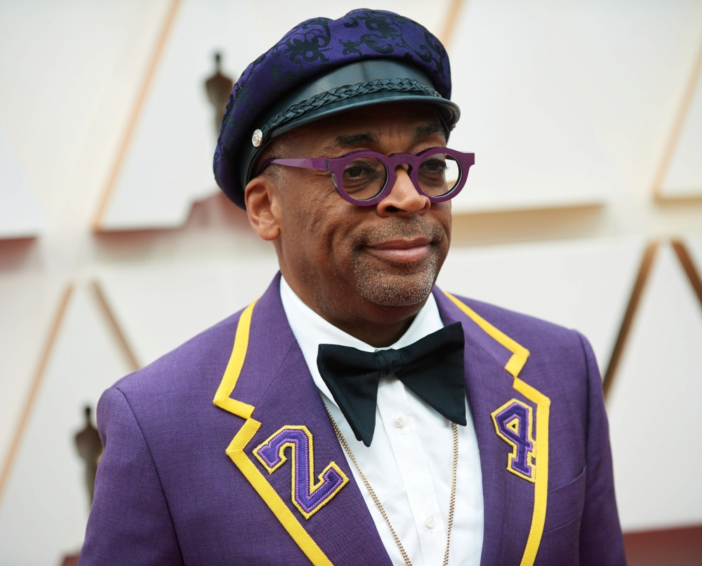 Spike Lee arrives on the red carpet of The 92nd Oscars® at the Dolby® Theatre in Hollywood, CA...