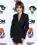 Actress Lisa Rinna arrives at the 2020 Christian...