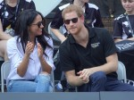 Prince Harry and Meghan Markle enjoy each others company at the Invictus Games