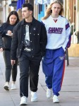 Joe Jonas and Sophie Turner get a head start on their baby's wardrobe! Couple shops for baby clothes