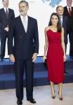 King Felipe VI and Queen Letizia attend the Mariano de Cavia journalism awards 2020
