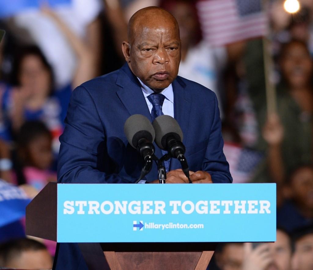 Civil Rights icon, Rep. John Lewis Passes Away **FILE PHOTOS**