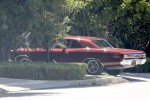 Ben Affleck goes for a ride on his classic car!