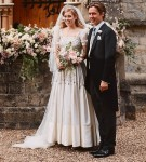 Official Wedding Photograph of Princess Beatrice and Edoardo Mapelli Mozzi