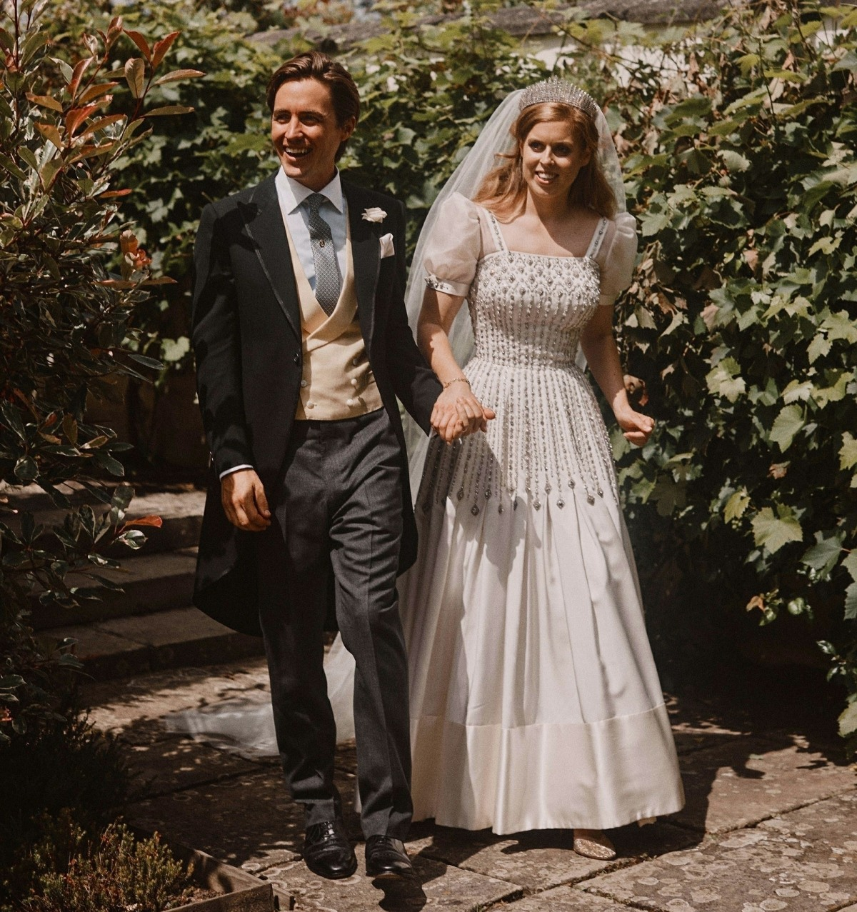 Official Wedding Photos of Princess Beatrice and Edoardo Mapelli Mozzi