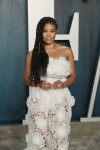 Gabrielle Union attends the 2020 Vanity Fair Oscar Party Celebrating the 92nd Annual Academy Awards...