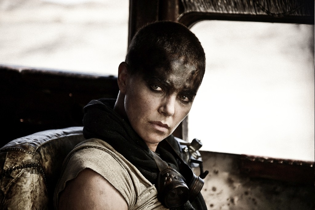 """Charlize Theron heartbroken about not playing Furiosa in the prequel"" links"