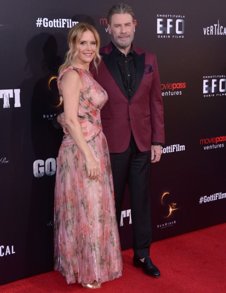 'Gotti' New York premiere