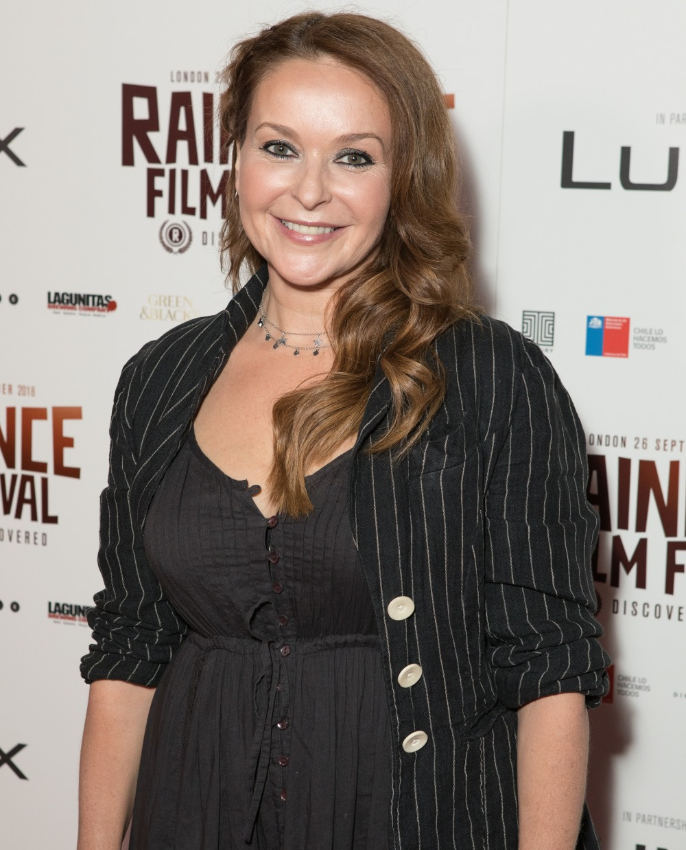 Julia Sawalha, 50, was fired from the 'Chicken Run' sequel for sounding 'too old'