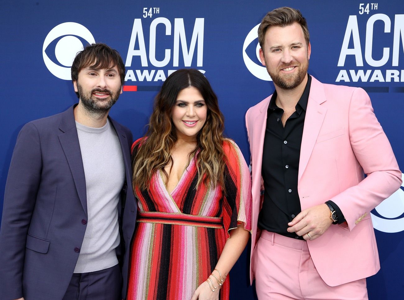 54th Annual ACM Awards Arrivals
