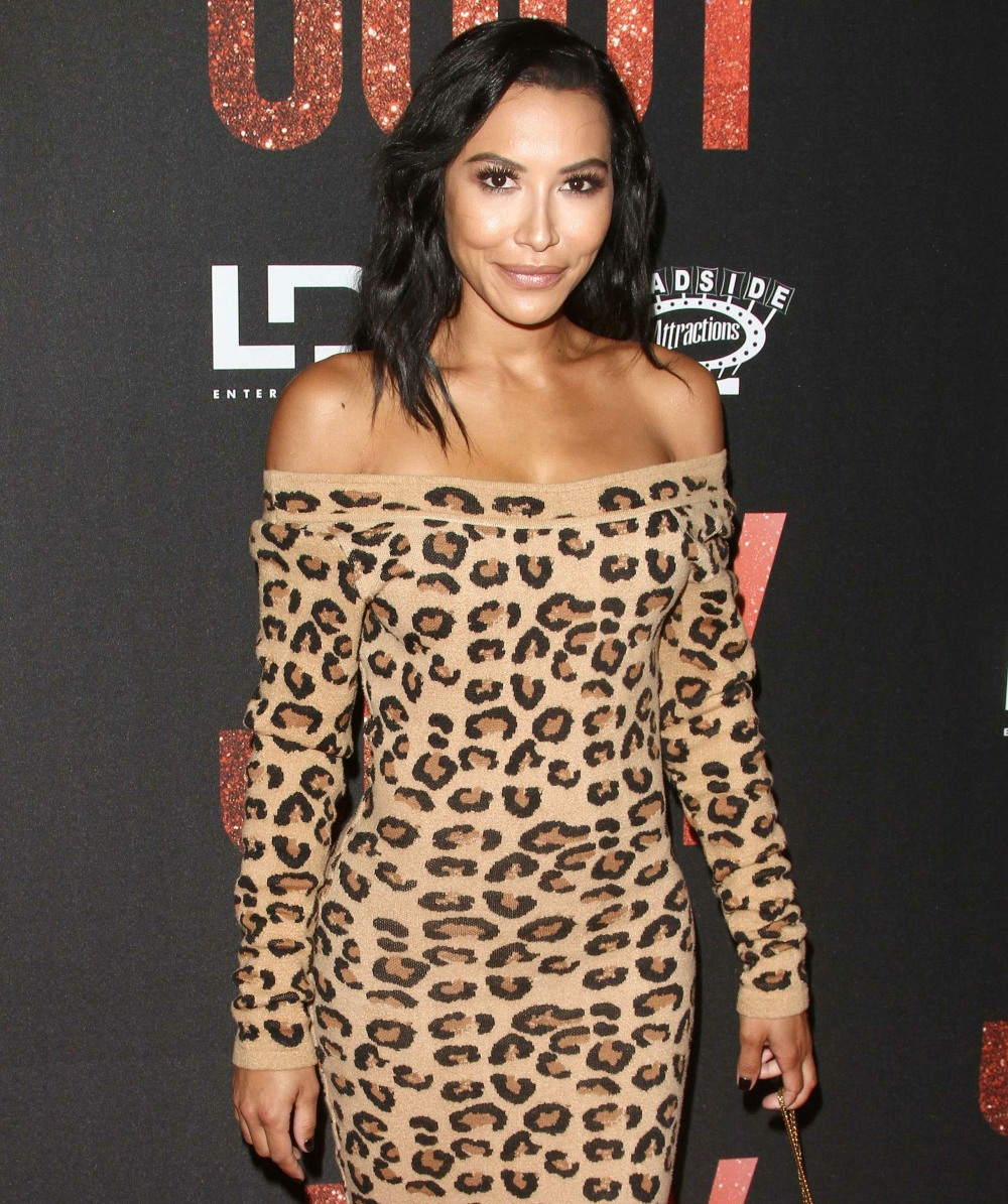 "Naya Rivera attends The Premiere of ""Judy"" in Los Angeles"