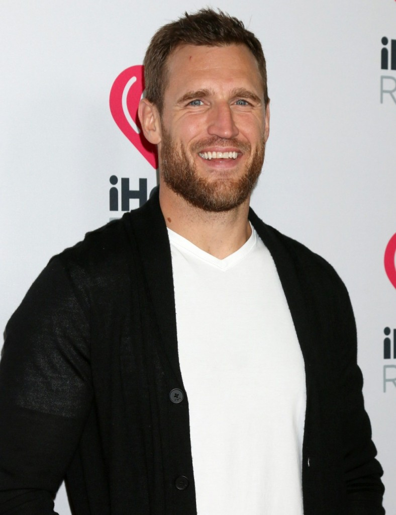 Brooks Laich at arrivals for iHeartRadio...