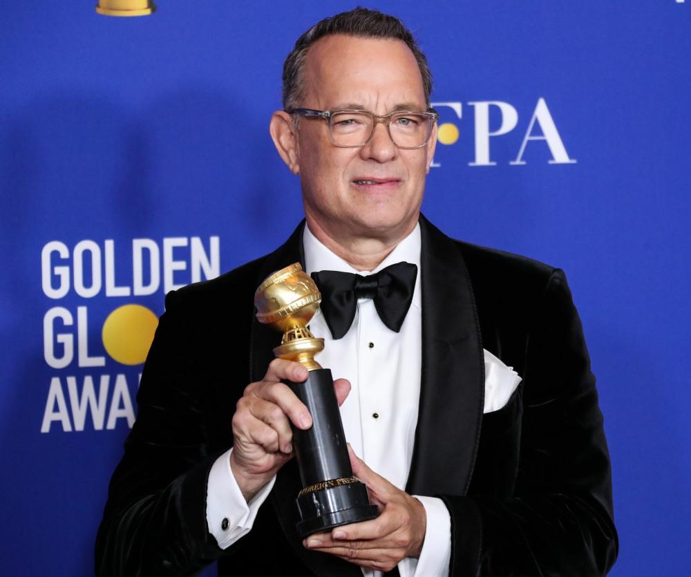 (FILE) Tom Hanks and Rita Wilson Test Positive for Coronavirus COVID-19. Tom Hanks and Rita Wilson h...