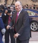 King Juan Carlos Attends 'Corrida de la Beneficencia' Bullfights