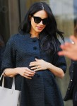 """Meghan Markle and Abigail Spencer are seen leaving """"Cafe Boulud"""" on the Upper East Side"""