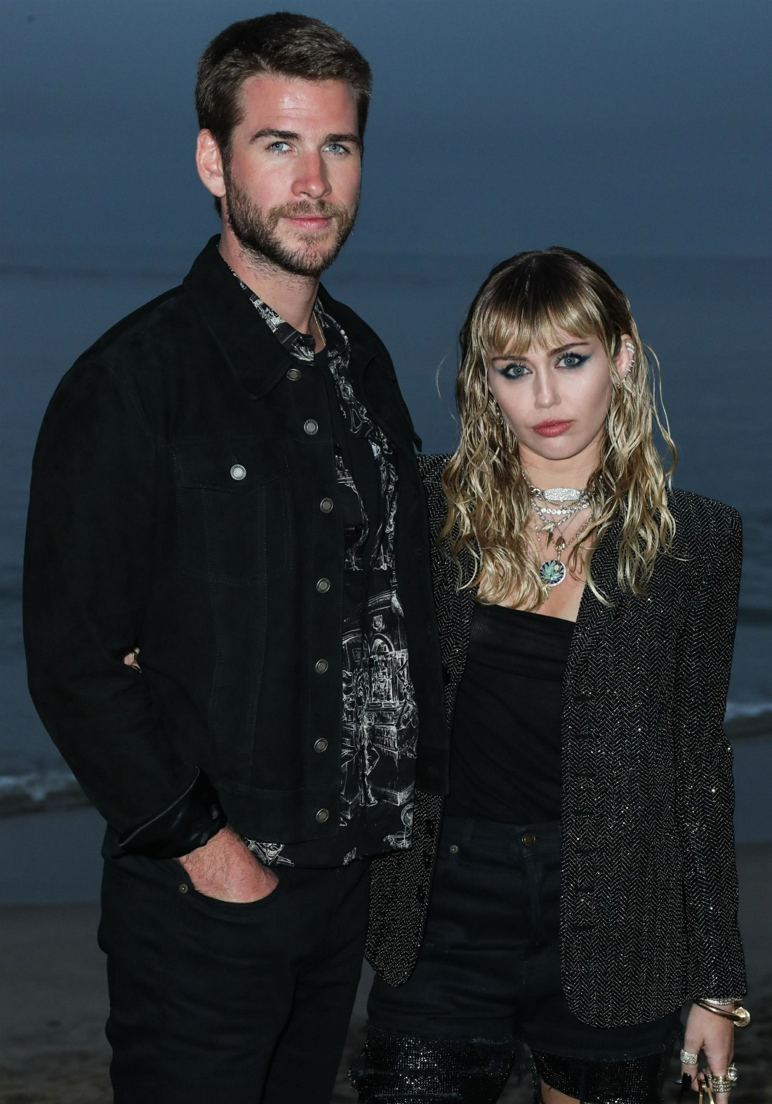 Miley Cyrus and Liam Hemsworth Split After Less Than a Year of Marriage **FILE PHOTOS**
