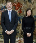 Spanish Royals attend the Delivery of the National Research Awards 2019