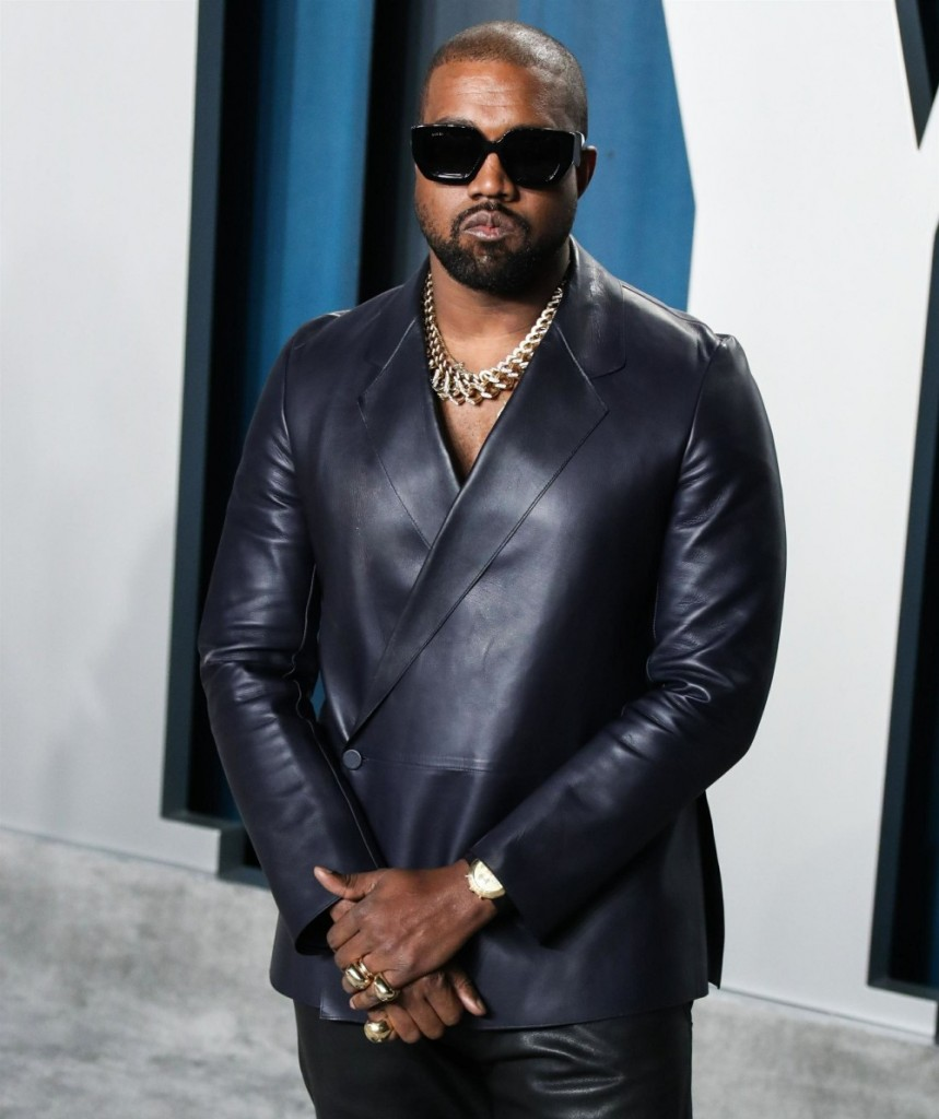 Kanye West Is Now Officially A Billionaire According To Forbes **FILE PHOTOS**