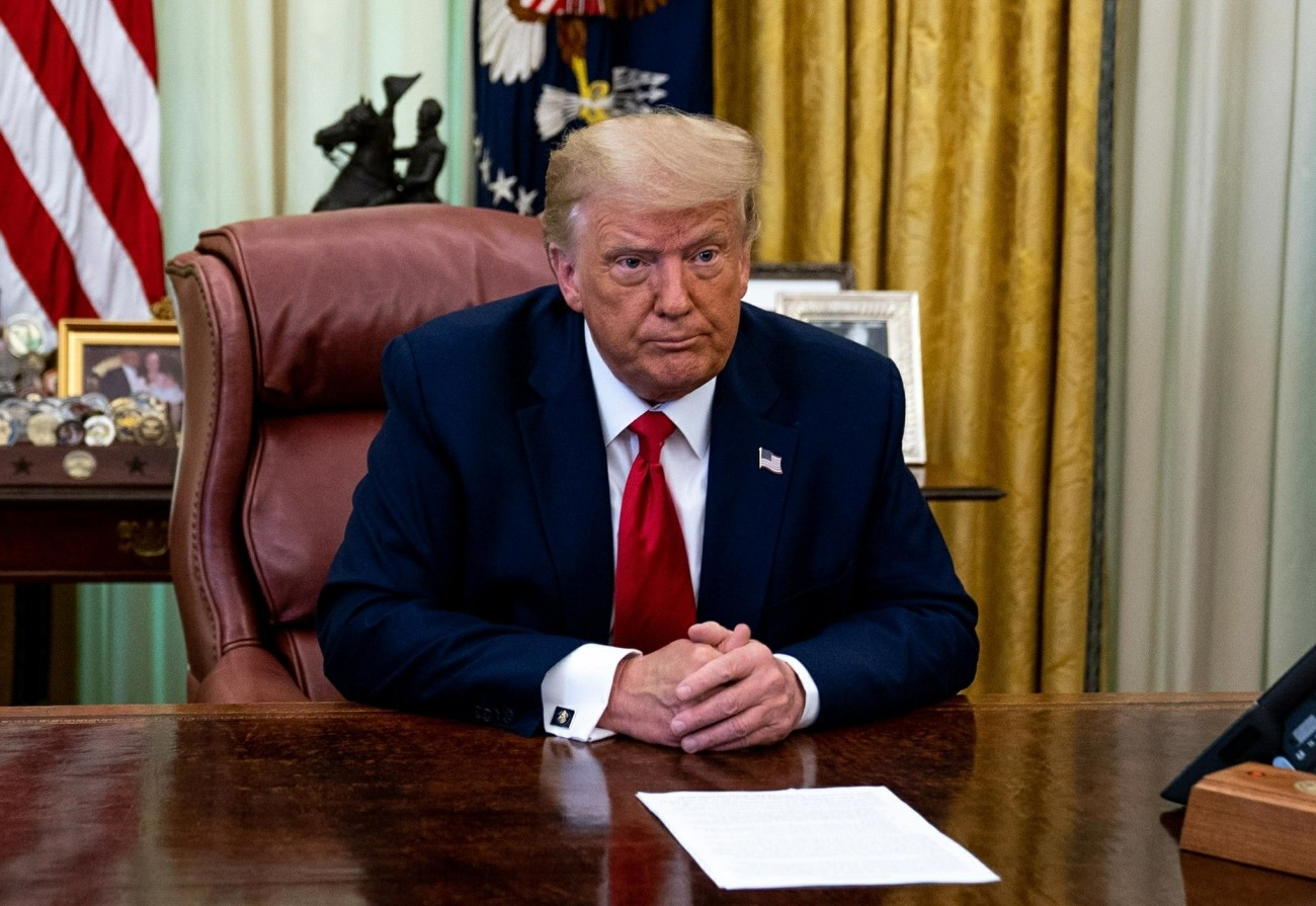 """Trump Briefed on """"Keeping American Communities Safe: The Takedown of Key MS-13 Criminal Leaders"""""""