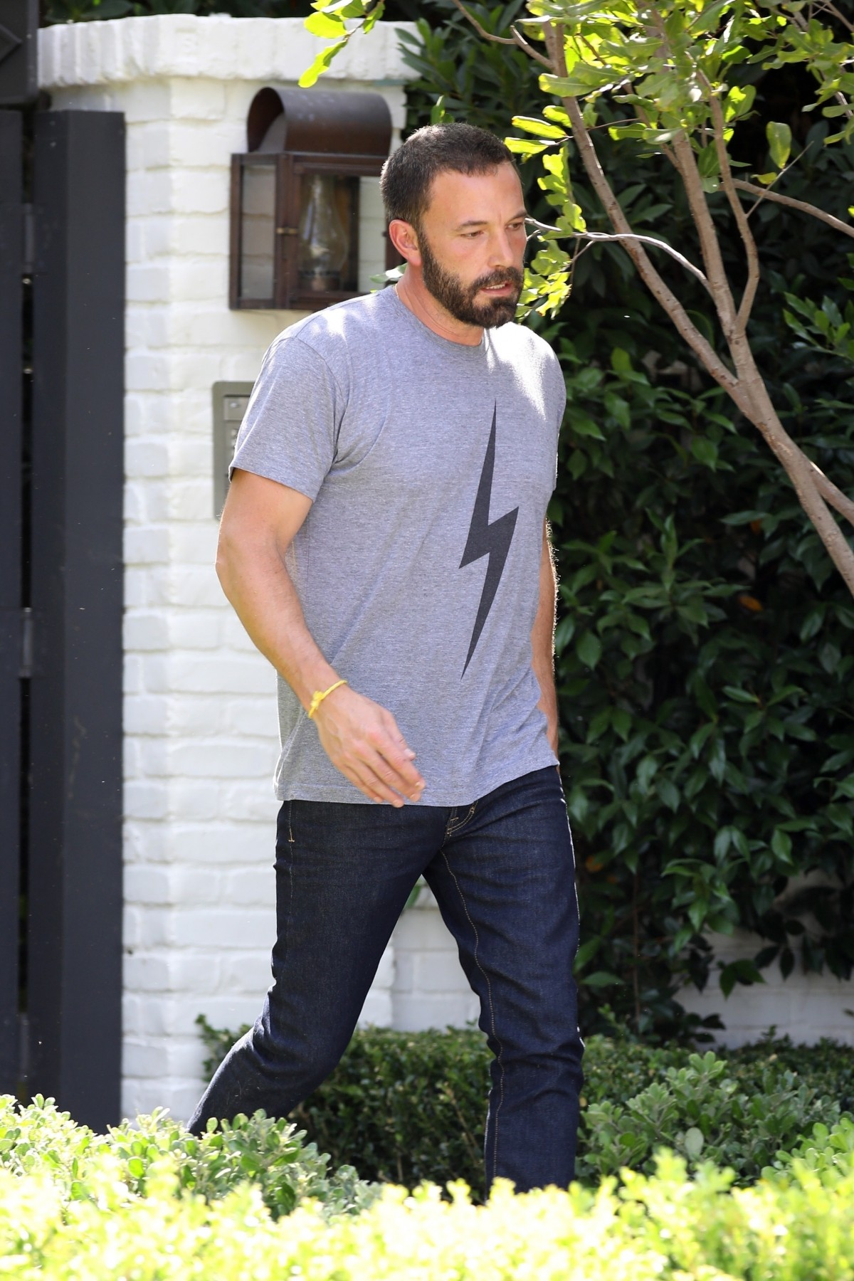 Ben Affleck celebrates his birthday in private with girlfriend Ana De Armas