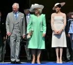 Festa in giardino a Buckingham Palace
