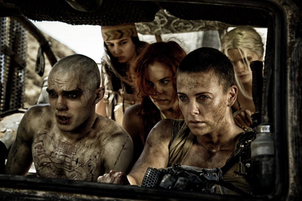 """Mad Max: Fury Road"" 2014"