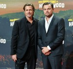 "German premiere ""Once upon a time...in Hollywood"""
