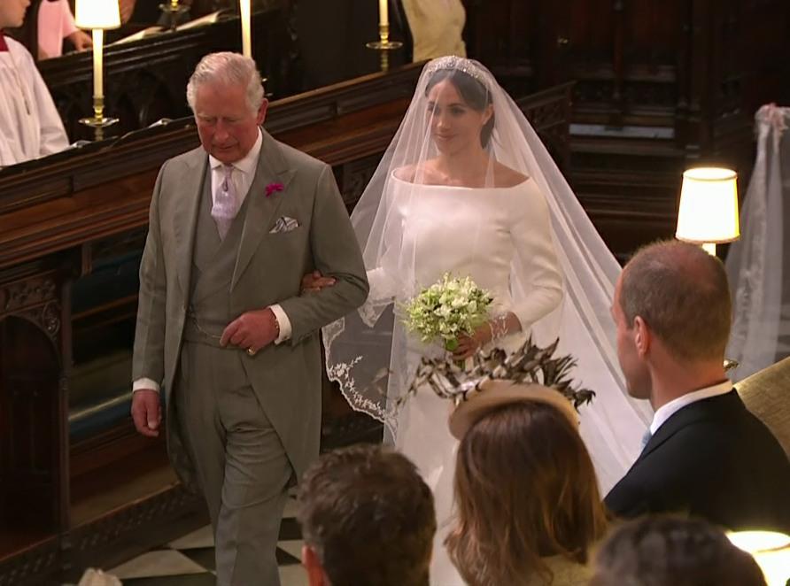 Il matrimonio del principe Harry e Meghan Markle