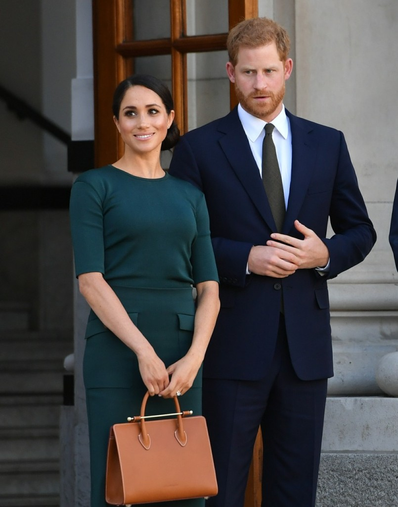 Sussex Ireland visit
