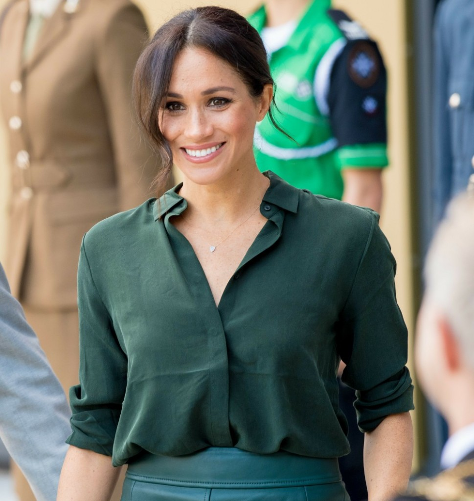Prince Harry, Duke of Sussex and Meghan, Duchess of Sussex visit Chichester