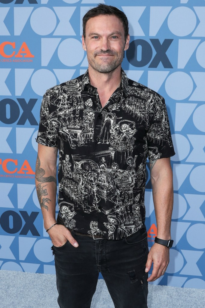 Brian Austin Green 'definitely annoyed' that ex Meghan Fox is with Machine Gun Kelly