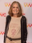 Gloria Steinem at arrivals for The Women...
