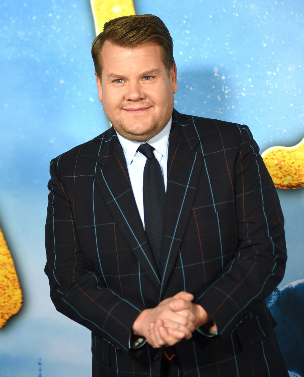 James Corden at arrivals for CATS World...