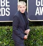Ellen Degeneres attends the 77th Annual Golden Globe Awards at The Beverly Hilton Hotel on January 05, 2020 in Beverly Hills, California © Jill Johnson/jpistudios.com