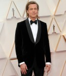 Brad Pitt attends The 92nd Annual Academy Awards - Arrivals in Los Angeles
