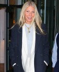Gwyneth Paltrow heads to 'The Tonight Show Starring Jimmy Fallon' from the Whitby Hotel