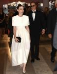 "Joaquin Phoenix and Rooney Mara attend the ""Joker"" screening"