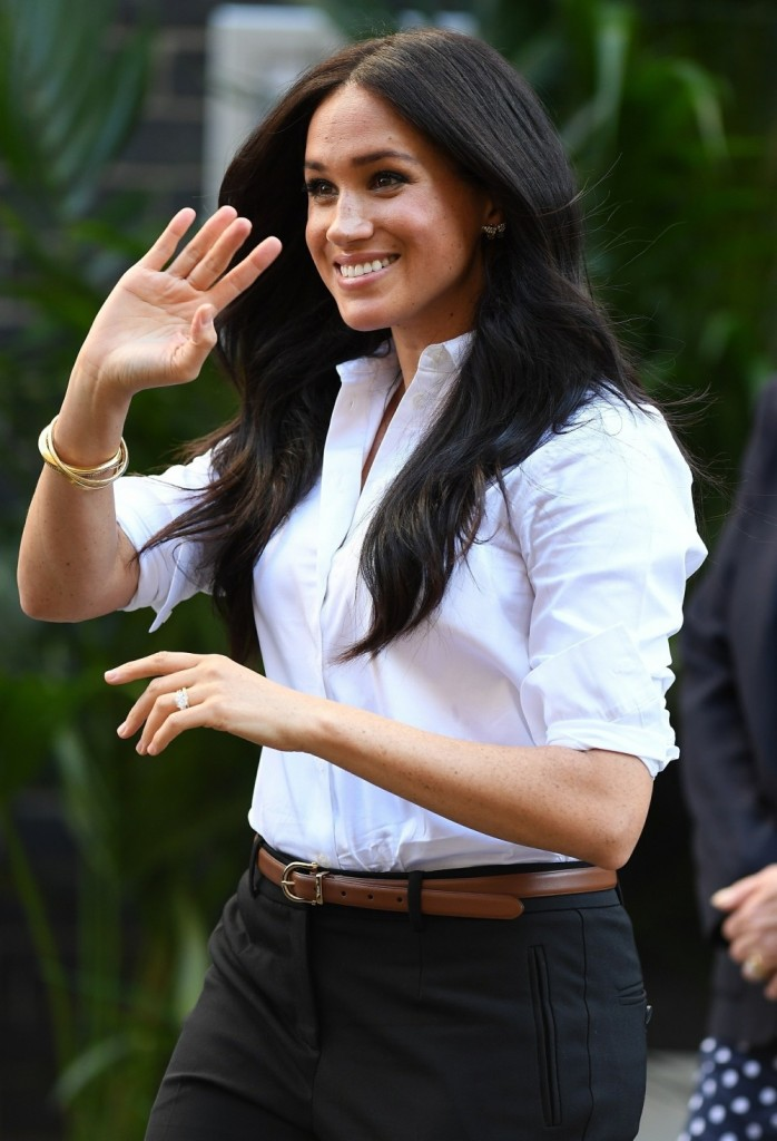 Meghan Markle launches the Smart Works capsule collection