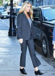 Gwyneth Paltrow looks ready to get down to business while out in Manhattan!