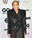 Billy Porter, Sharon Stone, and Lewis Hamilton attend GQ Men of the Year awards!