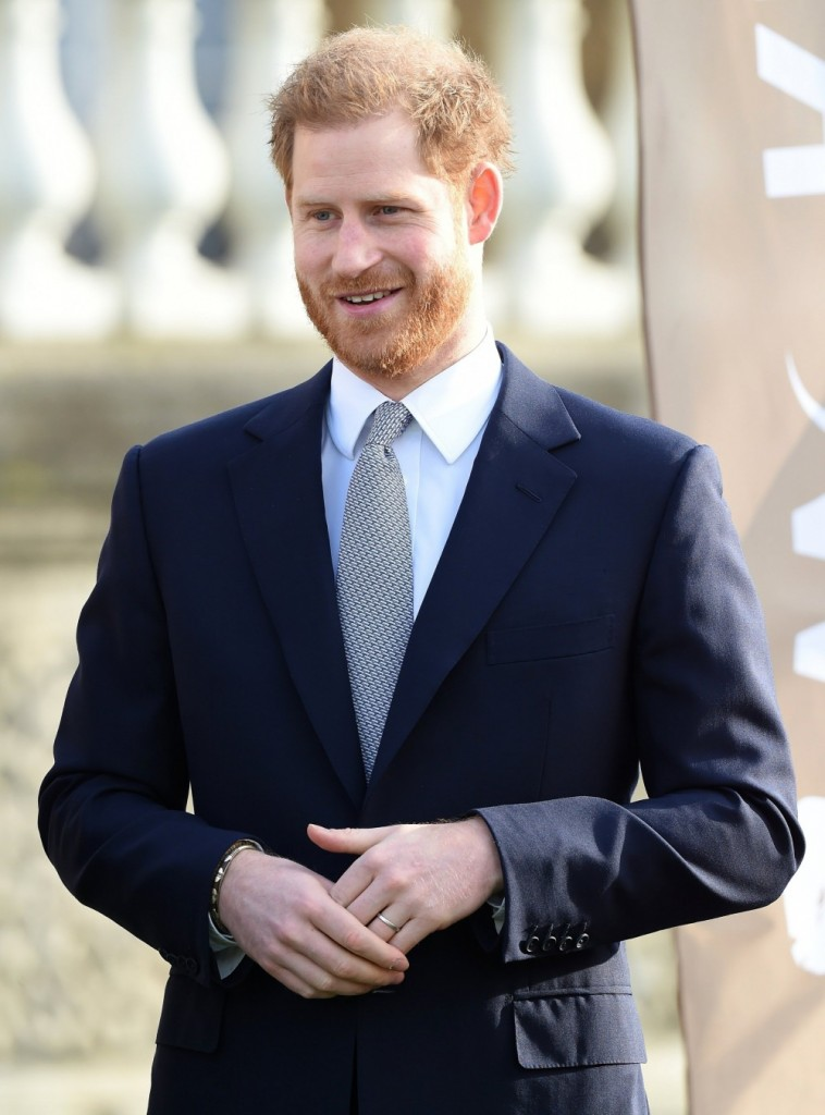 Prince Harry hosts the draw for the Rugby League World Cup 2021