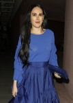 "Rumer Willis leaves ""The Webster"" store opening in Beverly Hills"
