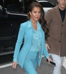 Jessica Mulroney looks stunning while arriving at GMA with husband Ben Mulroney
