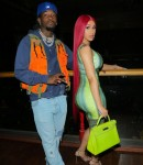 Cardi B and Offset share intimate moment at dinner in Los Angeles