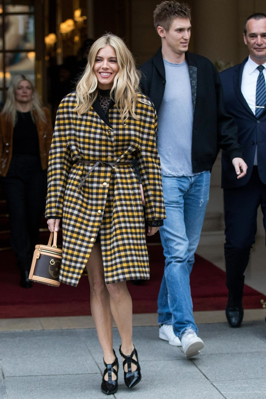 Sienna Miller splits from Lucas Zwirner nine months after getting engaged **FILE PHOTOS**