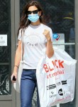 Katie Holmes shops at an art store amid dating rumors with Chef Emilio Vitolo