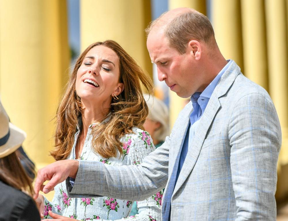 Royal visit to South Wales