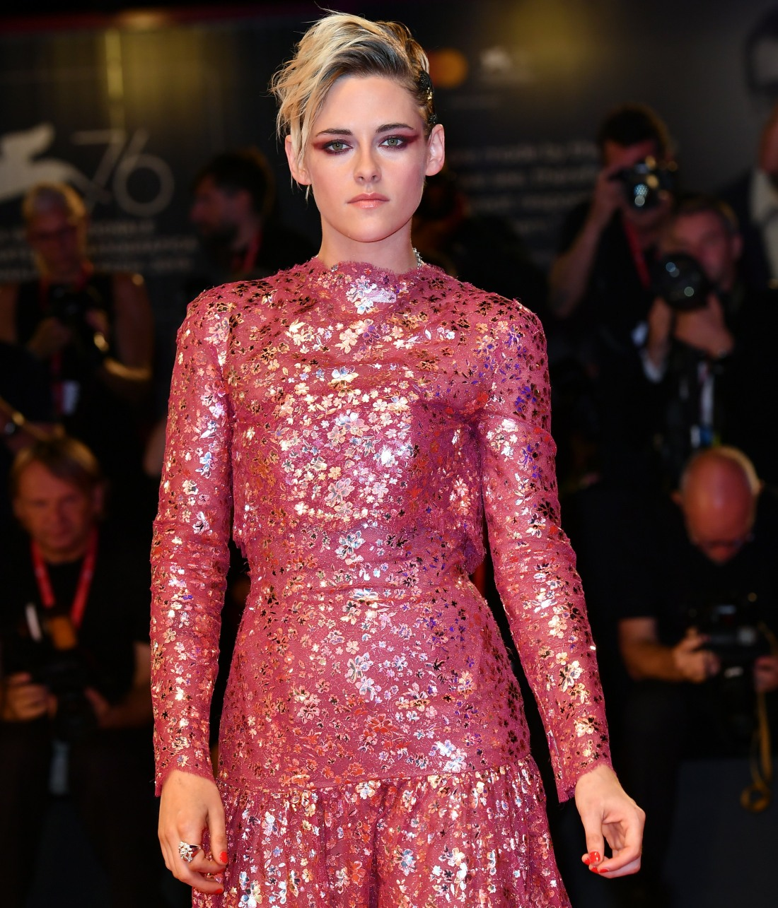 Kristen Stewart 'Seberg' film premiere, 76th Venice Film Festival, Venice, Italy 30/08/2019